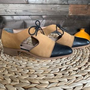 Topshop Suede & Leather shoes